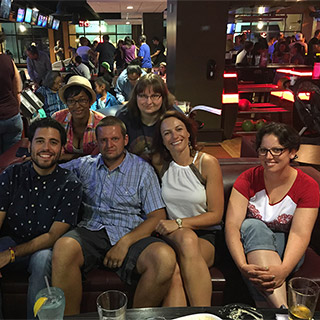 Legal Interpreters LLC goes bowling